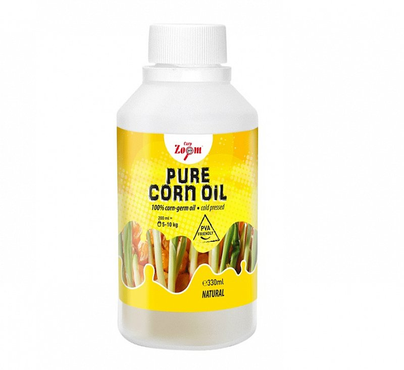 Carp Zoom Olej kukuričný Pure Corn Oil 330ml